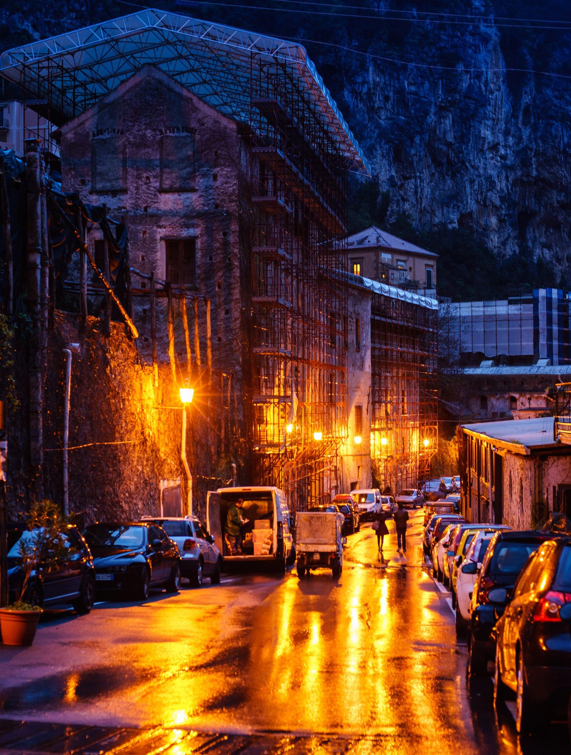 Самые скрытые прекрасные места в Амальфи, Атрани, Трамонти