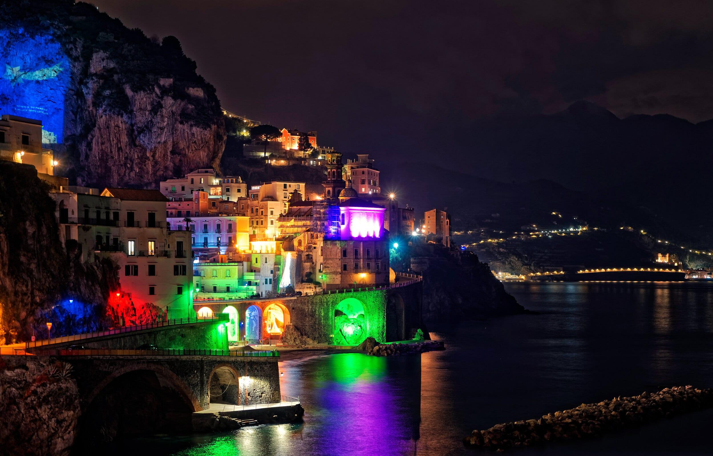 Маленький клубный город Италии