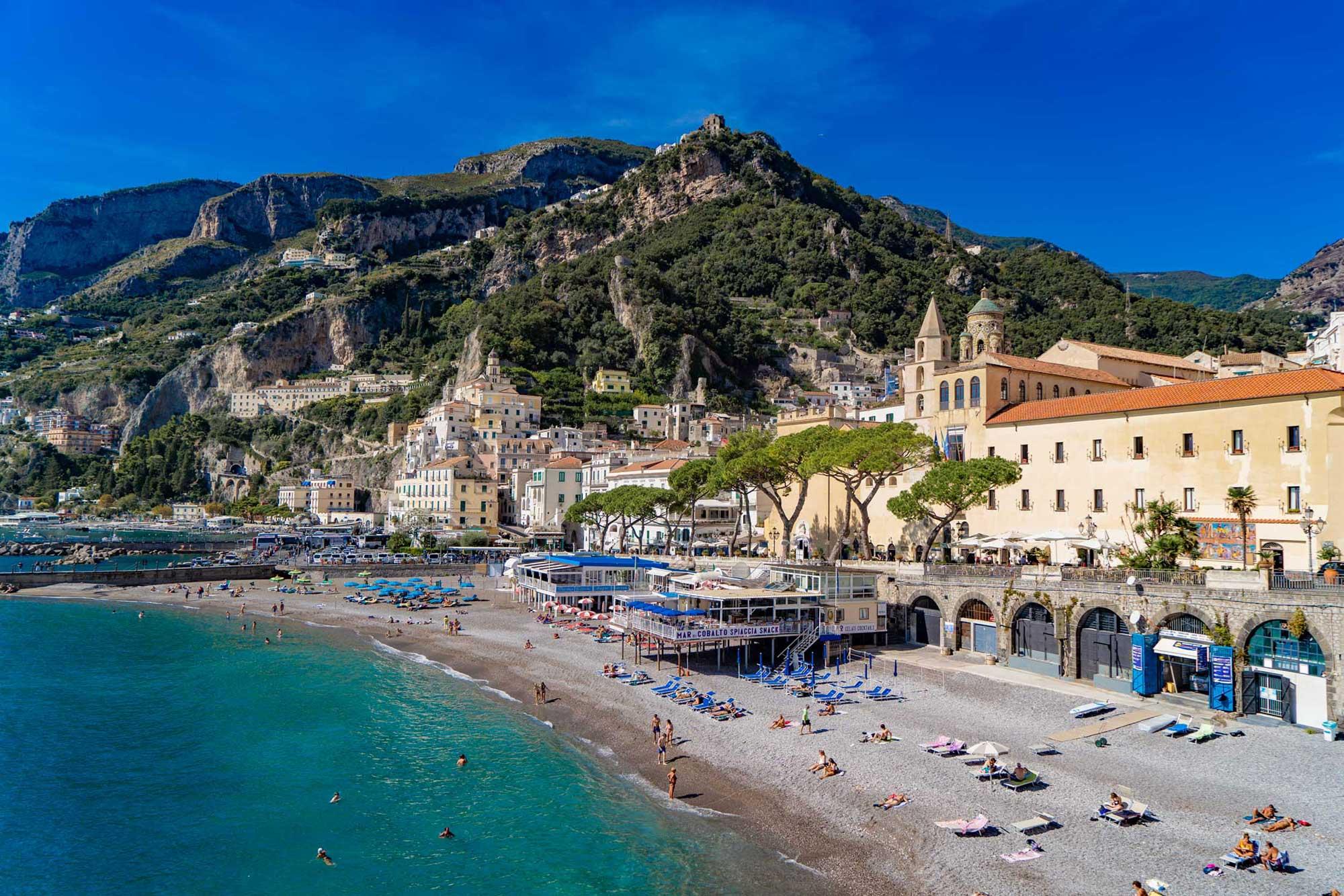 Три зарисовки о бархатном сезоне в Италии